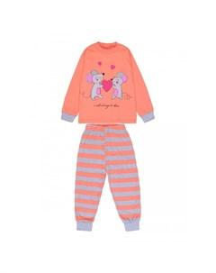 Пижама для девочки Мышки BK1396D Bonito kids
