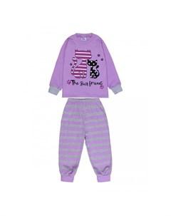 Пижама для девочки Кошки BK1396D Bonito kids