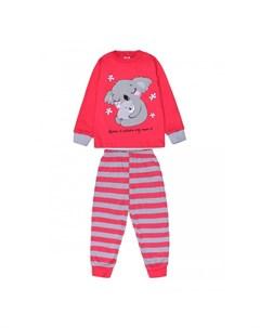 Пижама для девочки Коалы BK1396D Bonito kids