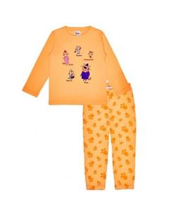 Пижама для мальчика Три кота TKB198 Frutto rosso