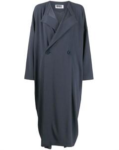 Длинное пальто оверсайз 132 5. issey miyake