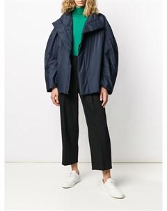 Куртка оверсайз с высоким воротником 132 5. issey miyake