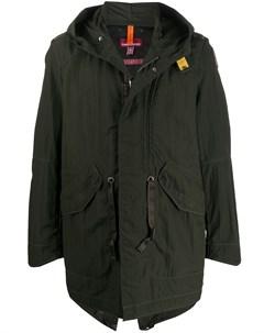 пальто Masterpiece с капюшоном Parajumpers