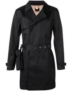 Пальто миди с поясом на талии Matthew miller