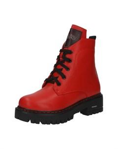 Ботинки на молнии и шнурках  Dino ricci trend