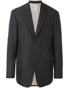 Пиджак прямого кроя Raf simons