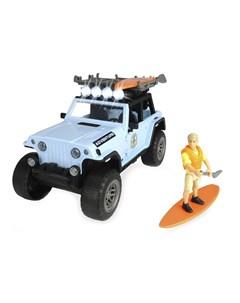 Dickie Набор игровой PlayLife Серфер Dickie toys