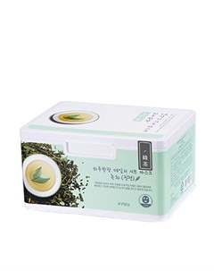 Набор тканевых масок Daily Sheet Mask Green Tea Soothing A'pieu