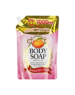 Гель для душа Peach Body Soap 400 мл Wins