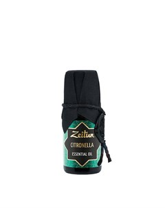 Эфирное масло Citronella Essential Oil Zeitun
