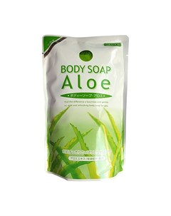 Гель для душа Aloe Body Soap 480 мл Wins