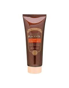 Пилинг для лица Premium Placenta Soft Peeling Gel 3w clinic