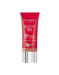 ВВ крем Healthy Mix BB Cream Цвет 3 Dark Fonce Тёмный Bourjois