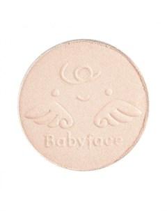 Хайлайтер для лица Babyface Petit Highlighter Цвет 2 Gold Satin Золотой сатин It's skin