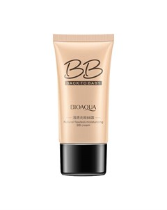ВВ крем Natural Flawless Moisturizing BB Cream Back to Baby Цвет 3 Натуральный Bioaqua