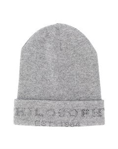 шапка с логотипом Philosophy di lorenzo serafini kids