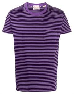 Полосатая футболка с накладным карманом Levi's: made & crafted