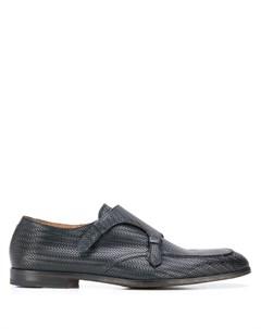 Плетеные туфли монки Doucal's
