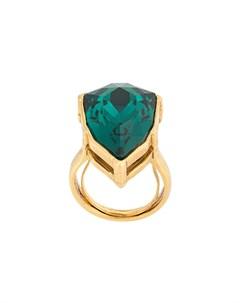 кольцо Gallery с кристаллами Oscar de la renta