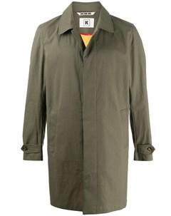 пальто с потайной застежкой Kired