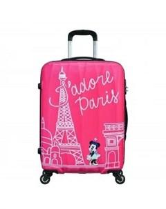 Чемодан Disney by American Tourister Legends TAKE ME AWAY Минни Париж Samsonite