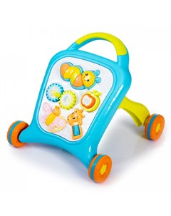 Ходунки Развивающая игрушка каталка Move Play Farm Babyhit