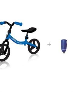 Беговел Go Bike и электронный сигнал Mini Buzzer Globber