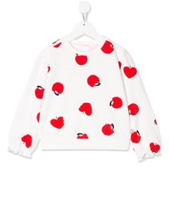 свитер с принтом Billieblush