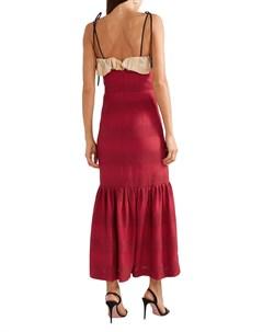 Длинное платье Hellessy