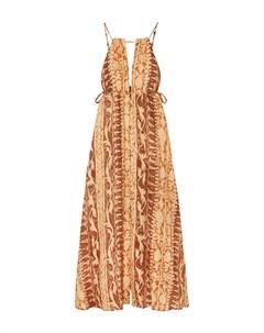 Длинное платье Cult gaia