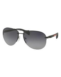 Солнцезащитные очки Linea Rossa PS 56MS Prada