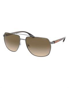 Солнцезащитные очки Linea Rossa PS 55VS Prada