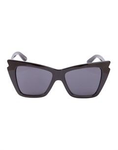 Солнцезащитные очки с заостренными концами Le specs