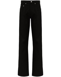 джинсы прямого кроя Kwaidan editions