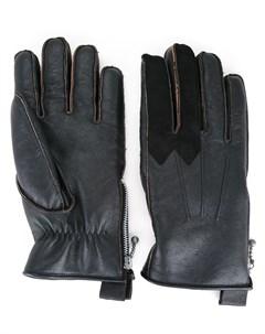 кожаные перчатки Addict clothes japan