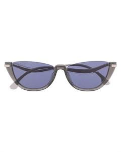 Солнцезащитные очки Ionas с изогнутыми дужками Jimmy choo eyewear
