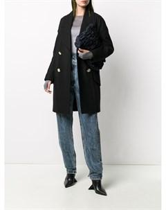 Двубортное пальто Vivienne westwood red label