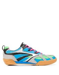 кроссовки на шнуровке Paccbet