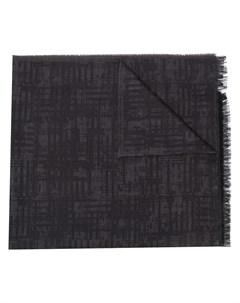 шарф с бахромой Z zegna