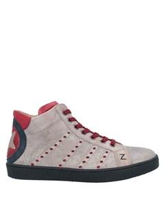 Высокие кеды и кроссовки Zecchino d'oro