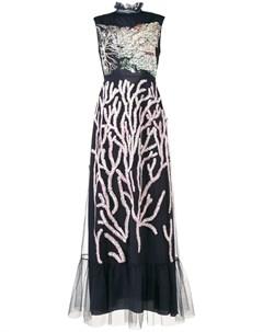 Платье с вышивкой emma Alice archer