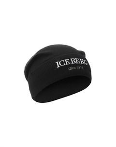 Шерстяная шапка Iceberg
