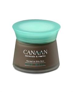 Омолаживающая грязевая маска Canaan