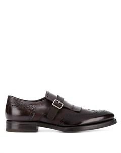 Туфли монки Henderson baracco