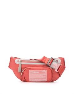 поясная сумка с нашивкой A-cold-wall*