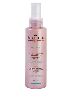 Бальзам двухфазный увлажняющий для волос BIOTREATMENT Hydra 150 мл Brelil professional