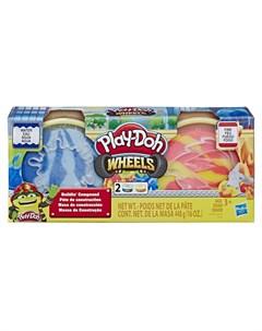 Wheels Набор для лепки Play-doh