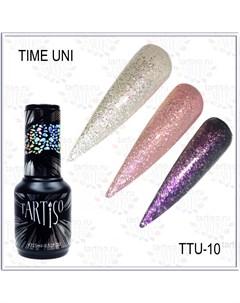 Гель лак Time UNI TTU 10 15 мл Tartiso