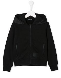 куртка с капюшоном Dsquared2 kids