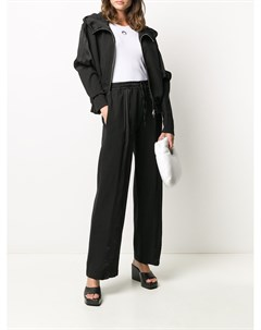 Расклешенные брюки с кулиской Andrea ya'aqov